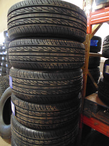 4 NEW ALL SEASON 14 INCH TIRES $199.95!!! WHY BUY USED?