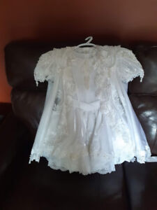 2 pc Special Occasion, First Communion Or Flower Girl Dress