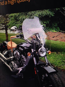 Indian Scout Windshield