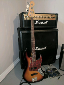Squier by Fender Vintage Modified 70's Jazz Bass