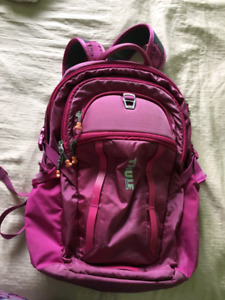 Great Backpack with designated  Laptop, iPad, & Sunglass pockets
