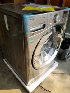 LG WASHING MACHINE.