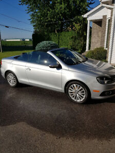 2012 Volkswagen Eos Highline Convertible