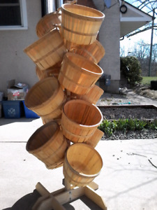 Bushell  basket organizer display
