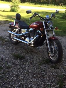 2001 Honda Shadow Spirit