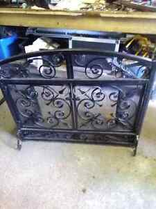 Fireplace Front Screen