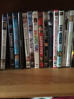 DVDs - Movies and TV shows