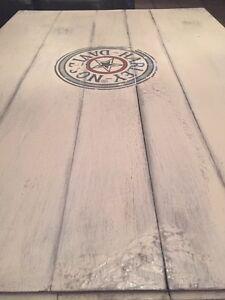 Table de salon harley .. unique !! Fait à la main  Saint-Hyacinthe Québec image 3