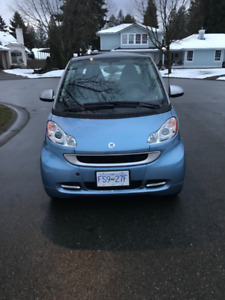 2012 SMART PASSION, only 11300 , Low KM, loaded top model Mint