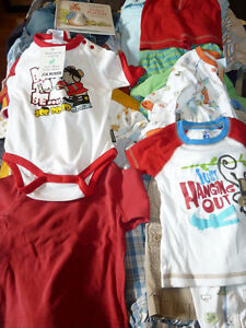 baby boy clothes size 6 months to 18 months