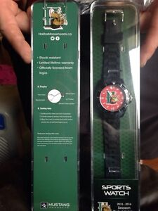 Two Halifax Mooseheads Watches