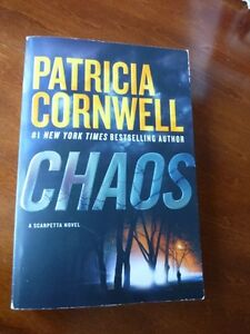 Patricia Cornwell - Chaos (2016) Paperbook