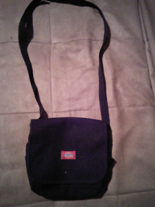 Black Dickies Messenger Bag