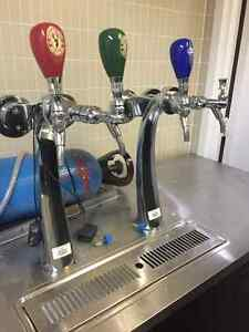 Keg Fridge with Taps Cornwall Ontario image 2