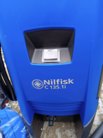 Power washer Nilfisk C135-1i in excellent condition