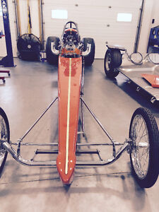 2012 S&W Front Engine Dragster