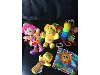 Sensory toys for babys