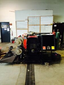 Complete Welding Skid - Lincoln 305G