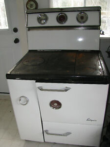 1960s Oil Fired Stove