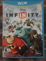 Disney Infinity for Wii U with characters