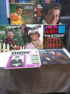 7 Dion records for $5