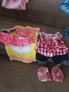 Build A Bear clothing/accessories - great condition Cambridge Kitchener Area image 2