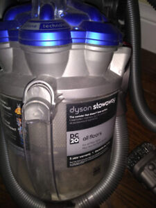 Dyson DC20 Vacuum and attachments