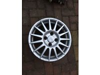 Ford Fiesta alloy wheels 15""