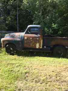 1952 Chev Pick up Prince George British Columbia image 3