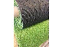 Brand new Astro turf grass