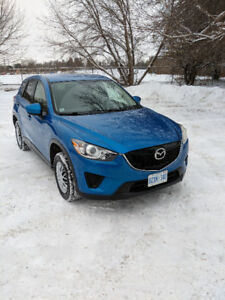 2014 Mazda CX-5 GX, 6-speed manual