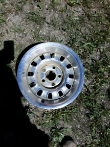 Ford  factory steel wheels 67to70