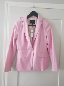 Brand New Pink Banana Republic Suit Jacket
