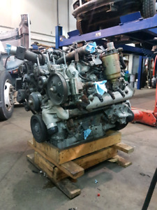 6.6L Duramax LLY complete engine