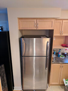 18cu.ft Stainless Steel Frigidaire