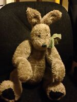 Collectible Stuffed Rabbit