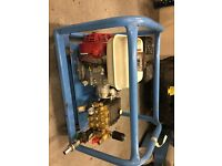 Honda 6.5hp Petrol power washer REFURBISHED