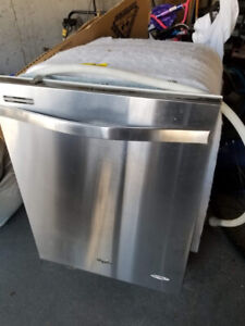 Whirlpool Stainless Dishwasher