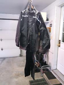 Moto Rainsuit..