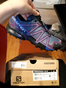 Running shoes Salomon femme taille 8