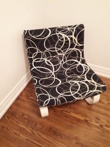 Ikea Poang Armchair (black)
