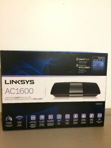 LINKSYS ROUTER - AS NEW CONDITION