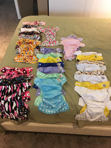 Everything you need to start cloth diapernig