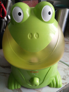 Humidificateur grenouille