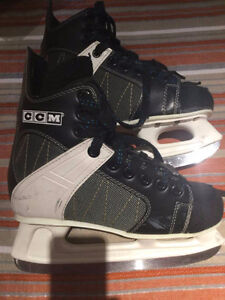 CCM Boys Skates -Skating - Hockey  - Size 5 - $20
