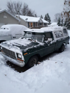 1978 FORD F150 - CURRENTLY ON THE ROAD