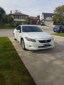 2010 Honda EX-L Coupe V6 NAV|Leather|camera|w/winters