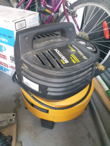 Bostitch 6 gallons pancake compressor