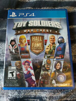 PS4 Toy Soldiers War Chest Hall of Fame Edition