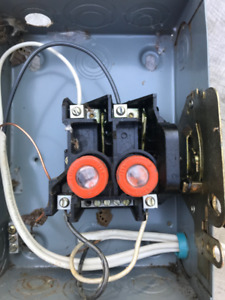 Enclosed electrical switch box